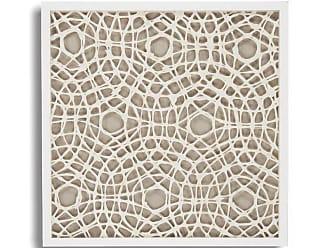 Zentique ZEN21817B Abstract Paper Framed Art - ZEN21817B