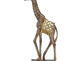 Espressione Girafa de Resina 39cm Thai Espressione