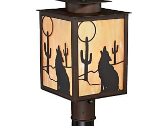 Vaxcel Calexico T0228 Outdoor Post Light - T0228