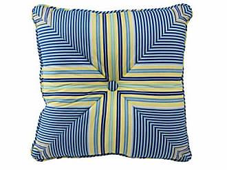 Ellery Homestyles WAVERLY Floral Engagement Decorative Pillow, 16 x 16, Porcelain