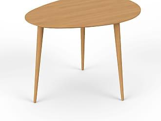 Gut MYCS Couchtisch Eiche, Holz   Eleganter Sofatisch: Beste Qualität,  Einzigartiges Design   67