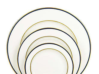 Kate Spade New York Library Lane Navy Five-piece Place Setting, Navy