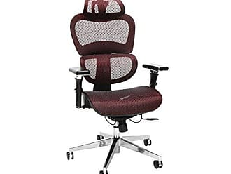 OFM 540-BURG Core Collection Ergo Mesh Office Chair, Burgundy