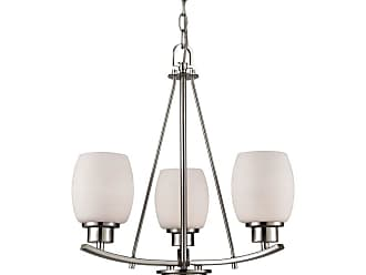 Thomas Lighting CN170322 Casual Mission 3 Light 17 Wide Chandelier