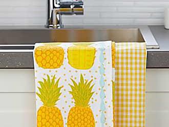 Danica Studio Tropical punch towels Set of 2