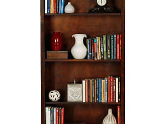 American Heartland Poplar Open Standard Bookcase, Size: 36 in. - 75936EAM