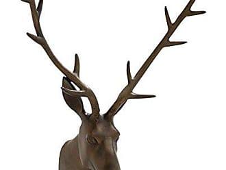 Deco 79 27525 Aluminum Trophy Head
