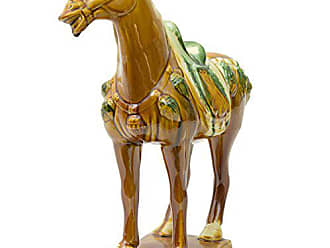 Oriental Furniture 12 Medium Tang Horse