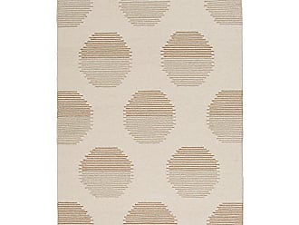 Surya FT543-811 Hand Woven Casual Area Rug, 8 by 11-Feet, Ivory/Olive/Mocha