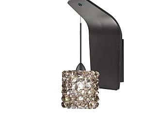 WAC Lighting WS72-G539 Mini Haven Crystal Bead Shade Halogen Wall