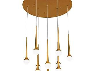 George Kovacs P8229-668-L Honey Drip 22 Wide Integrated LED Multi Light