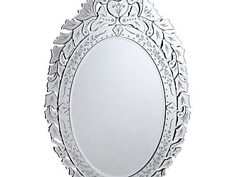 Elegant Furniture & Lighting Venetian Wall Mirror - 32.75W x 44.5H in. - MR-2017C