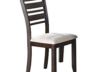Winners Only Nova Ladder Back Side Chair - Set of 2 - WIN490-1