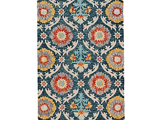Room Envy Rugs Calendra R8673 Indoor Area Rug Black / Taupe, Size: 3 x 2 ft. - 664R8674BRKTPEP00