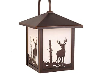 Vaxcel Bryce Outdoor Wall Light - 8W in. Burnished Bronze - OW33583BBZ