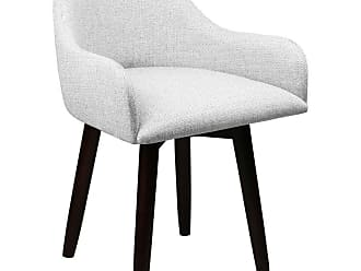 SOUTH CONE Luciano Upholstered Dining Arm Chair with Swivel Espresso - LUCICH/WAL/ESPRESSO