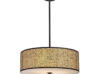 Elk Lighting 31047/5 Medina 5-Light Pendant In Aged Bronze