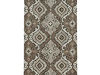 Room Envy Rugs Calendra R8676 Indoor Area Rug, Size: 3 x 2 ft. - 664R8676IVYGRYP00