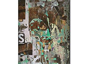 Ready2HangArt Ready2hangart Abstract ABS II Canvas Wall Art 30 X 20, 30 High X 20 Wide