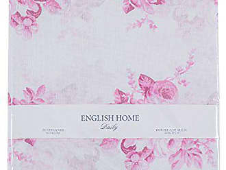 english home village rose arti dark pink 200x220 cm baumwolle 200 x