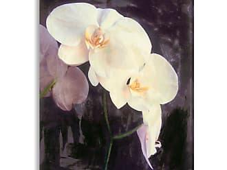 Gallery Direct Midnight Garden II Indoor/Outdoor Canvas Print by Sara Abbott, Size: Medium - NE73330