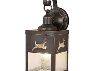 Vaxcel Bryce Outdoor Wall Light - 5W in. Burnished Bronze - OW33553BBZ