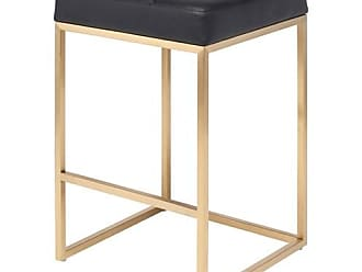 NUEVO Chi 25 in. Counter Stool (Pack of 2)