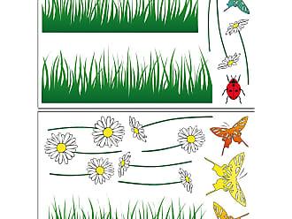 Ideal Decor Butterflies Meadow Wall Decals - Set of 36 - TDM74312