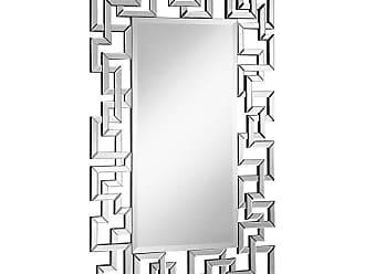 Elegant Furniture & Lighting Modern Wall Mirror - 30W x 48H in. - MR-4006
