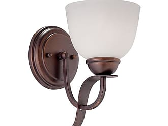 Millennium Lighting Austin 1-Light Wall Sconce in Rubbed Bronze