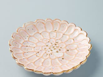 Anthropologie Gilded Garden Trinket Dish