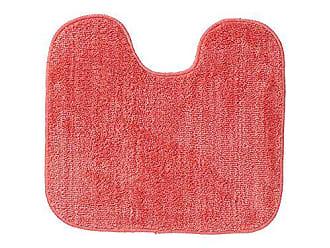 Rosso Poliestere Sealskin Doux Scendi Doccia 40 x 1 x 50 cm