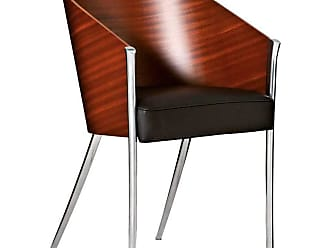 Philippe Starck king Costes Curved Mahogany Plywood Armchair By Philippe Stark For Driade