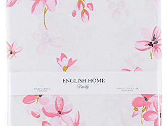 english home sakura bettdecke 160x220 cm rosa bettwasche baumwolle 220 x 160 cm