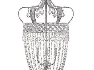 Savoy House 7-2441-3 Rochelle 3 Light 17 Wide Crystal Mini Chandelier