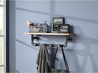 4D Concepts Allentown Shelf with Hooks - 624016