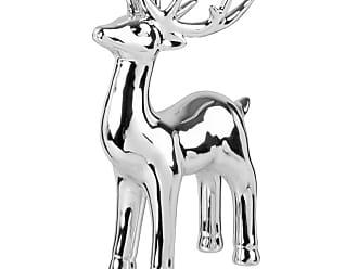 Deko-Objekte in Silber − Jetzt: bis zu −50% | Stylight