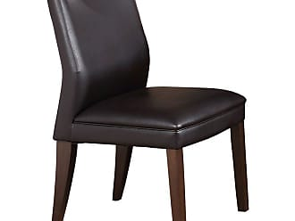Winners Only Faux Leather Upholstered Dining Side Chair - Set of 2 - WIN817-1