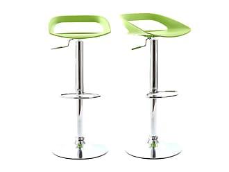 /Sgabello da Cucina Pieghevole Caffettiera Colore laroom 12803/ Beige//Verde