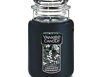 Yankee Candle Company Yankee Candle Large Jar Candle, Cascading Snowberry