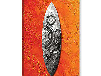 ArtWall Dragos Dumitrascus Surf Blades Gallery Wrapped Canvas Artwork, 16 x 24