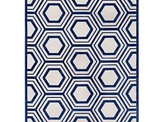 Art of Knot Luneta 76 x 106 Rectangular Area Rug
