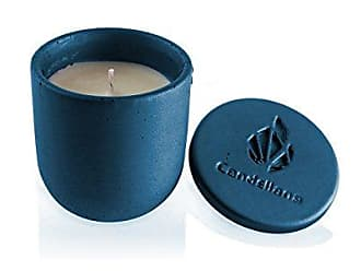 Faberge Egg Candle-Dark Blue Small Candellana Candles Candellana