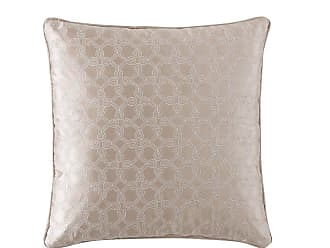 Veratex The Payton Collection 100/% Cotton Made in the U.S.A White Decorative Contemporary Bedroom Euro Sham Pillow