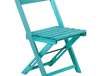Mão & Formão Cadeira Dobrável Boteco - AzulAzul