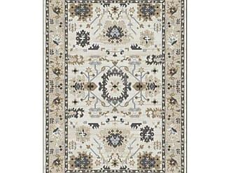 Dynamic Rugs Yazd 8531 Indoor Area Rug Ivory/Gray - YA9128531190