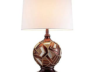 Ore International K-4280T 29.75 Polymosaic Table Lamp, Unknown
