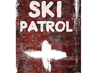 Hatcher & Ethan Ski Patrol Canvas Wall Art - HE11805_40X60_CANV_XXHD_HE