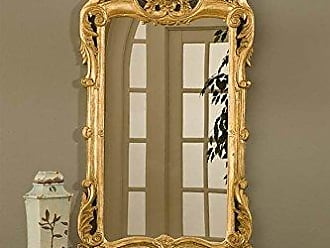 Hickory Manor House HM7038 GL Flourishing Mirror/Gold Leaf