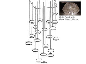 Fine Art Lamps 853340-13ST Natural Inspirations 22 Light Foyer Pendant